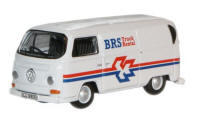 VW Bay Window Van - BRS Truck Rental - 76VW018