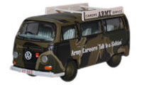 Oxford Diecast - Army Careers AUS VW Bay Window Bus - 76VW019