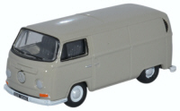 Oxford Diecast VW Bay Window Van - Light Grey - 76VW026
