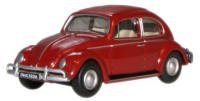 Oxford Diecast VW Beetle - Ruby Red 76VWB002