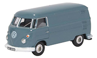 76VWS003 - Oxford Diecast VW T1 Van - Dove Blue