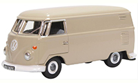76VWS004 - Oxford Diecast VW T1 Van - Light Grey