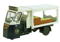 Model Railway Shop - Oxford Diecast - Milk Float - Express Dairies - 76WE001