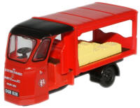 Model Railway Shop - Oxford Diecast - Milk Float - W and E Scottish Dairy Farmers Co Ltd - 76WE009
