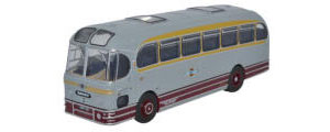 Oxford Diecast Weymann Fanfare Grey Cars AEC - 76WFA002