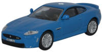 Oxford Diecast Jaguar XKRS - Blue - 76XKR001