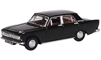 76ZEP012 - Oxford Diecast Ford Zephyr - Black