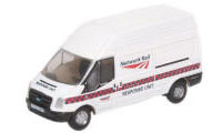 NFT022 - Oxford Diecast Ford Transit MK5 Network Rail Response Unit