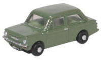 NHI001 - Oxford Diecast Hillman Imp Willow Green