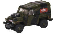 NLRL002 - Oxford Diecast Land Rover Lightweight Military Police