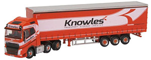 NVOL4003 - Volvo FH4 Curtainside Knowles