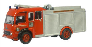 New Modellers Shop - Oxford Diecast - TK Fire Engine 76FIRE001