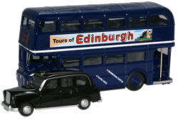 Oxford Diecast Scotland Bus & Taxi - SCOT004