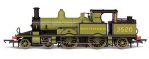 Oxford Rail Southern 4-4-2T Adams Radial 415 Class (35210) - OR76AR006