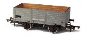Oxford Rail BR 6 Plank Wagon OR76MW6002 | OR76MW6002B