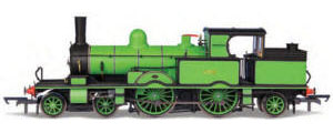 Oxford Rail LSWR 4-4-2T Adams Radial 415 Class (488) - OR76AR003