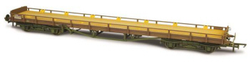 Oxford Rail - BR Carflat - Faded and Weathered Finish - OR76CAR002 | OR76CAR002B