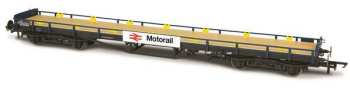 Oxford Rail - BR Motorail Carflat - OR76CAR003 | OR76CAR003B