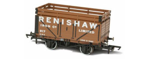 OR76CK7004 - Renishaw Iron Co 917 - 7 Plank Coke Wagon