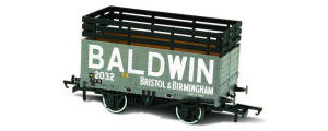 OR76CK7005 - Baldwin 2032 Grey - 7 Plank Coke Wagon