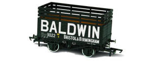 OR76CK7006 - Baldwin 3022 Black - 7 Plank Coke Wagon