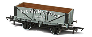 OR76MW5006 - Oxford Rail - Tilmanstone Colliery - 5 Plank Mineral Wagon