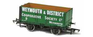 OR76MW7004B - Weymouth & District Co-Op No9