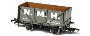 OR76MW7031 - Napsbury Hospital Cmtte No.1 - 7 Plank Mineral Wagon