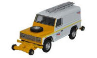 OR76ROR002B - Oxford Rail - Rail / Road Defender - Network Rail