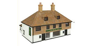 OS76T002 - Oxford Structures - The Bush Inn