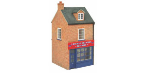 OS76T003 - Oxford Structures - T.Davies & Grandson Butchers