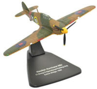 AC069 - Oxford Diecast Aviation - Hawker Hurricane MKI - 1:72