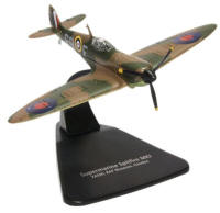 AC087 - Oxford Diecast Aviation - Spitfire X4590 Hendon - 1:72