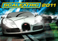 Scalextric - 52nd Edition Scalextric 2011 Catalogue - C8173