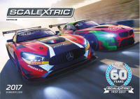 Scalextric 58th Edition 2017 Catalogue - C8181