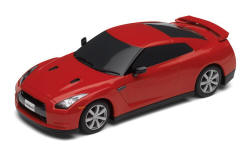 Scalextric Car - C2990 - Nissan GTR Red Drift 360