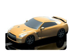 Scalextric Nissan GT-R - C3174