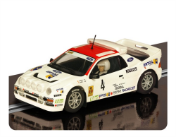 Scalextric - Ford RS200 Rally Car - C3305