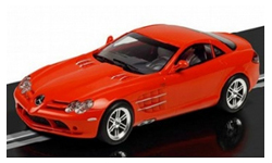 Scalextric Mercedes Benz - Red- C3355