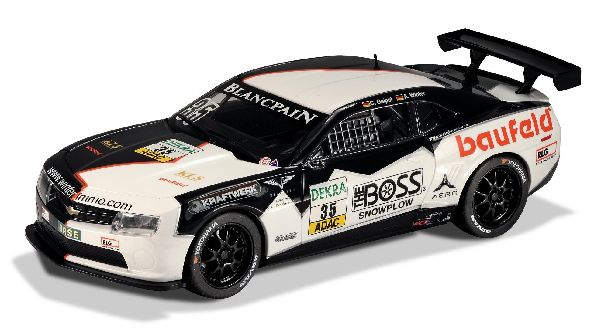 2011 Camaro Price >> Scalextric Slot Car Shop - Endurance Cars