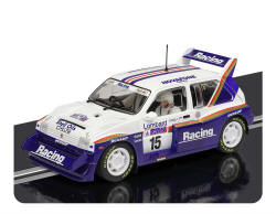 Scalextric MG Metro 6R4 - Racing - Shell Oils, No.15 - C3408