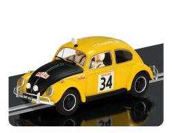 Scalextric Volkswagen Beetle - Race: Historic Rally Series - C3412