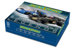 Scalextric Legends Tyrrell 003 and Lotus 72E Limited Edition - C3479A