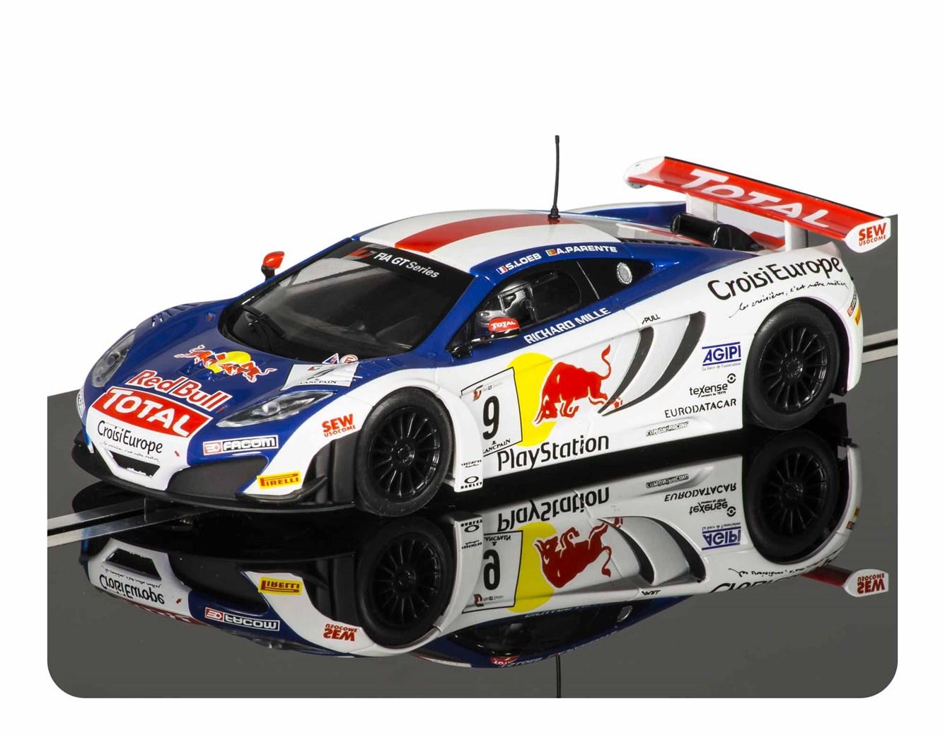 Scalextric Cars: Scalextric McLaren MP4-12C GT3