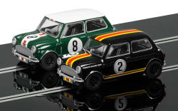 Scalextric - Touring Car Legends 1964 ATCC Mini Coopersa - C3586A