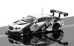 Scalextric Bentley Continental GT3 - M-Sport - C3595