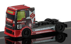 Team Scalextric Racing Truck - Red - C3609