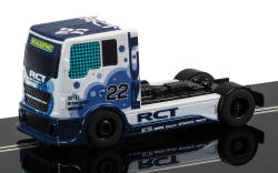 Team Scalextric Racing Truck - Blue - C3610