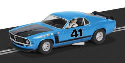 Scalextric Ford Mustang Boss 302 1969 - C3613