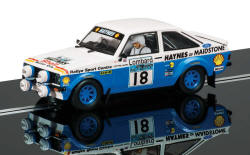 Scalextric - Ford Escort Mk2 Rally Car - No.18 - C3636